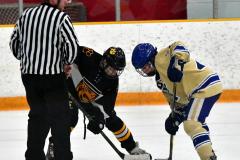 CIAC Ice Hockey; Newtown 2 vs. Daniel Hand 6 - Photo # 1211