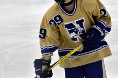 CIAC Ice Hockey; Newtown 2 vs. Daniel Hand 6 - Photo # 1244
