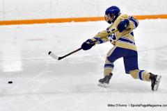 CIAC Ice Hockey; Newtown 2 vs. Daniel Hand 6 - Photo # 131
