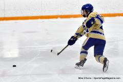 CIAC Ice Hockey; Newtown 2 vs. Daniel Hand 6 - Photo # 132