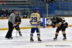 CIAC Ice Hockey; Newtown 2 vs. Daniel Hand 6 - Photo # 1333