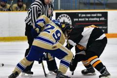CIAC Ice Hockey; Newtown 2 vs. Daniel Hand 6 - Photo # 1336