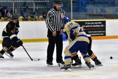 CIAC Ice Hockey; Newtown 2 vs. Daniel Hand 6 - Photo # 1339