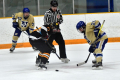 CIAC Ice Hockey; Newtown 2 vs. Daniel Hand 6 - Photo # 1474