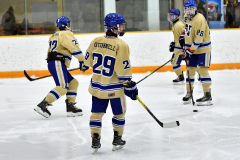 CIAC Ice Hockey; Newtown 2 vs. Daniel Hand 6 - Photo # 161