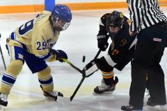 CIAC Ice Hockey; Newtown 2 vs. Daniel Hand 6 - Photo # 1703