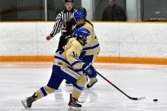 CIAC Ice Hockey; Newtown 2 vs. Daniel Hand 6 - Photo # 1750
