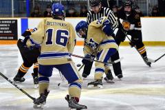CIAC Ice Hockey; Newtown 2 vs. Daniel Hand 6 - Photo # 1801
