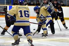 CIAC Ice Hockey; Newtown 2 vs. Daniel Hand 6 - Photo # 1802