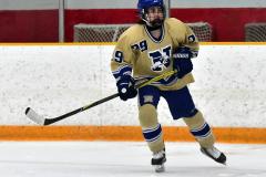 CIAC Ice Hockey; Newtown 2 vs. Daniel Hand 6 - Photo # 1830