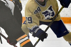 CIAC Ice Hockey; Newtown 2 vs. Daniel Hand 6 - Photo # 1849