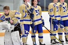CIAC Ice Hockey; Newtown 2 vs. Daniel Hand 6 - Photo # 341