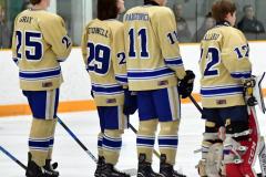 CIAC Ice Hockey; Newtown 2 vs. Daniel Hand 6 - Photo # 426