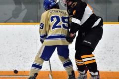 CIAC Ice Hockey; Newtown 2 vs. Daniel Hand 6 - Photo # 644