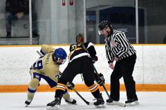 CIAC Ice Hockey; Newtown 2 vs. Daniel Hand 6 - Photo # 718