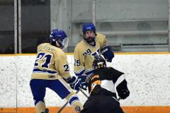 CIAC Ice Hockey; Newtown 2 vs. Daniel Hand 6 - Photo # 753