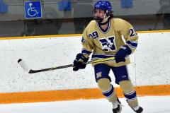 CIAC Ice Hockey; Newtown 2 vs. Daniel Hand 6 - Photo # 827