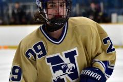 CIAC Ice Hockey; Newtown 2 vs. Daniel Hand 6 - Photo # 863