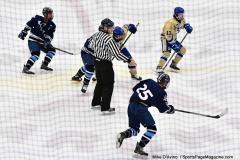 CIACT D3 Ice Hockey; #8 Newtown 7 vs. #9 Wilton 2 - Photo # 1269