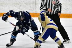 CIACT D3 Ice Hockey; #8 Newtown 7 vs. #9 Wilton 2 - Photo # 1351