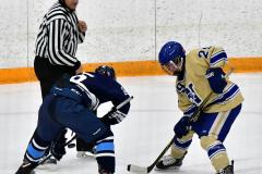 CIACT D3 Ice Hockey; #8 Newtown 7 vs. #9 Wilton 2 - Photo # 1487