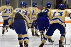 CIACT D3 Ice Hockey; #8 Newtown 7 vs. #9 Wilton 2 - Photo # 157