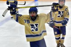 CIACT D3 Ice Hockey; #8 Newtown 7 vs. #9 Wilton 2 - Photo # 1644