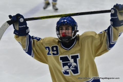 CIACT D3 Ice Hockey; #8 Newtown 7 vs. #9 Wilton 2 - Photo # 1646