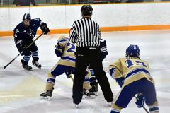 CIACT D3 Ice Hockey; #8 Newtown 7 vs. #9 Wilton 2 - Photo # 1679