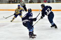 CIACT D3 Ice Hockey; #8 Newtown 7 vs. #9 Wilton 2 - Photo # 1902