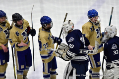 CIACT D3 Ice Hockey; #8 Newtown 7 vs. #9 Wilton 2 - Photo # 2250