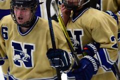 CIACT D3 Ice Hockey; #8 Newtown 7 vs. #9 Wilton 2 - Photo # 2273