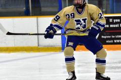 CIACT D3 Ice Hockey; #8 Newtown 7 vs. #9 Wilton 2 - Photo # 308