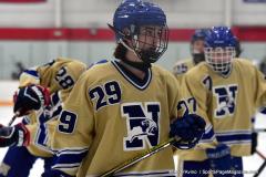 CIACT D3 Ice Hockey; #8 Newtown 7 vs. #9 Wilton 2 - Photo # 368
