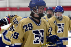 CIACT D3 Ice Hockey; #8 Newtown 7 vs. #9 Wilton 2 - Photo # 369