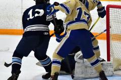 CIACT D3 Ice Hockey; #8 Newtown 7 vs. #9 Wilton 2 - Photo # 624
