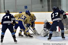 CIACT D3 Ice Hockey; #8 Newtown 7 vs. #9 Wilton 2 - Photo # 626