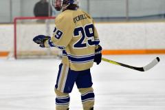 CIACT D3 Ice Hockey; #8 Newtown 7 vs. #9 Wilton 2 - Photo # 936