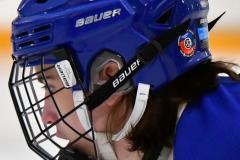 CIACT Ice Hockey D3 QFs; #1 Hand 5 vs. #8 Newtown 0 - Photo # 158