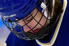CIACT Ice Hockey D3 QFs; #1 Hand 5 vs. #8 Newtown 0 - Photo # 162