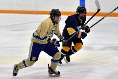 CIAC Ice Hockey; Focused on Newtown 7 vs. Mt. Everett 1 - Photo 523