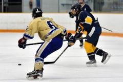 CIAC Ice Hockey; Focused on Newtown 7 vs. Mt. Everett 1 - Photo 605