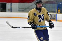 CIAC Ice Hockey; Focused on Newtown 7 vs. Mt. Everett 1 - Photo 611