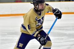 CIAC Ice Hockey; Focused on Newtown 7 vs. Mt. Everett 1 - Photo 655