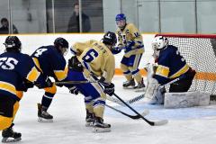 CIAC Ice Hockey; Focused on Newtown 7 vs. Mt. Everett 1 - Photo 714