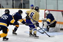 CIAC Ice Hockey; Focused on Newtown 7 vs. Mt. Everett 1 - Photo 715