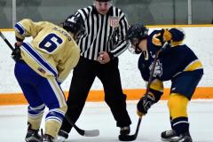 CIAC Ice Hockey; Focused on Newtown 7 vs. Mt. Everett 1 - Photo 723
