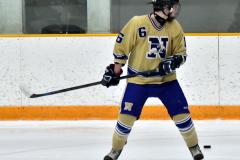 CIAC Ice Hockey; Focused on Newtown 7 vs. Mt. Everett 1 - Photo 728