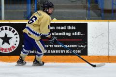 CIAC Ice Hockey; Focused on Newtown 7 vs. Mt. Everett 1 - Photo 841