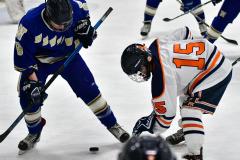 CIAC Ice Hockey; L.H.- H-K, Cogin. 8 vs Newtown 1 - Photo # (442)